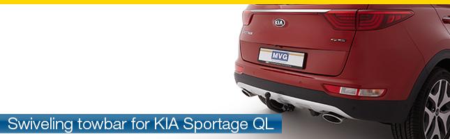 KIA Sportage QL