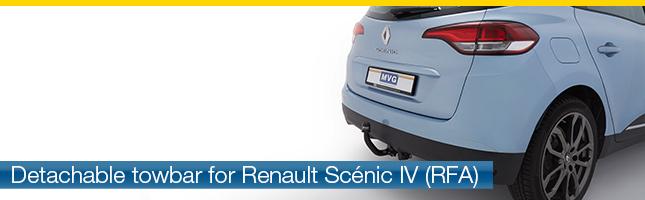 Renault Scénic IV (RFA)