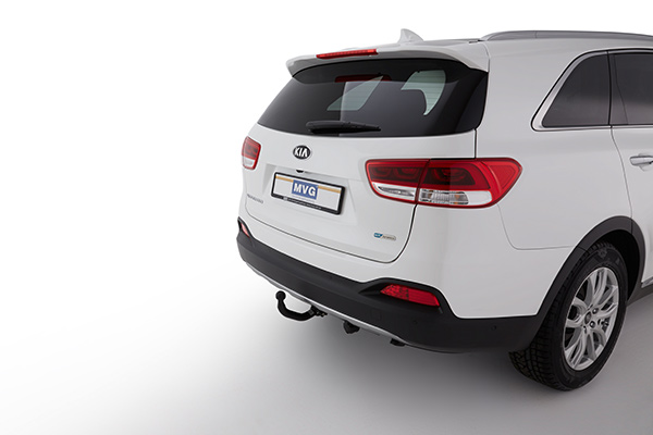 the swiveling towbar for kia sorento um towbar blog from mvg. Black Bedroom Furniture Sets. Home Design Ideas