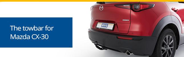towbar Mazda CX-30